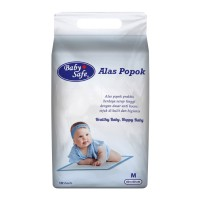 Baby Safe Underpad / Alas Popok Isi 10 pcs