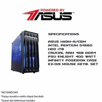 PC rakitan ASUS PBA CSM termurah bali