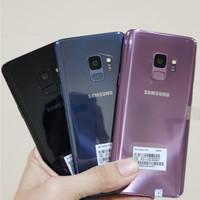 Samsung Galaxy S9 64GB Duos Global | Mulus LikeNew - Fullset - Normal