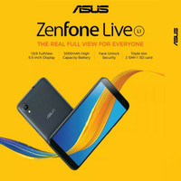 Handphone/ HP Asus Zenfone Live L1 ZA550KL ORIGINAL [RAM 2GB/ROM 16GB]
