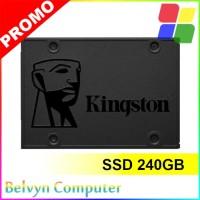 KINGSTON A400 SSD 240GB SATA3 Hi Speed HDD Hardisk Internal PC Laptop