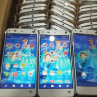Sharp Sh05f disney, hp 4g murah, hp android murah, hp second murah