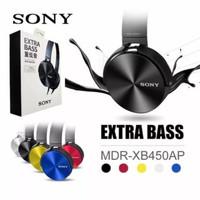 Headphone Extra Bass SONY MDR-450AP