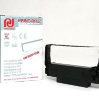Pita Printer Print Rite ERC 38 Warna Hitam Black Epson TMU 220 Kasir
