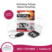 Alpine Party Plug / Ear plug Clubbing / Party