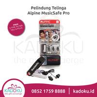 Alpine MusicSafe Pro Earplug Pelindung Telinga Saat Bermain Musik