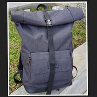 Jual Backpack Rolltop Kekinian | Rolltop air bone | Tas Ransel Murah