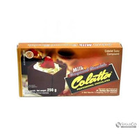 Cokelat susu, milk compound colatta 250gr