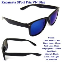 Kacamata Pria VN Sport BLUE