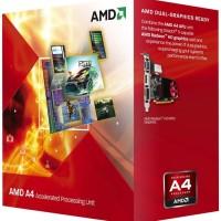 Processor AMD A4 3300 APU Socket FM1