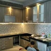 Kitchen Set apartemen cikarang murah K 06