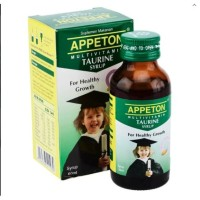Jessenbabyshop Appeton Multivitamin Taurine Syrup 60ml (Packing Buble)