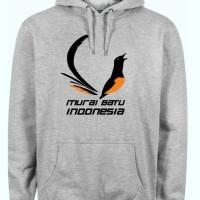 Harga hoodie sweater jaket hoodie zipper murai | Pembandingharga.com