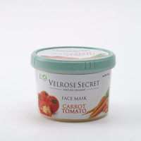 Jual Lulur Wajah Velrose Secret Nature Organic Murah