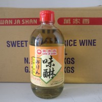 Wan Ja Shan Mirin / Arak Masak / Cuka Arak Manis 450 ML Best Seller