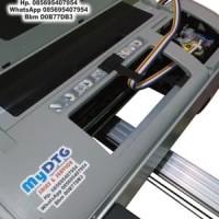 Printer mesin Kaos DTG Belt Conveyor Micro Controller