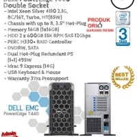 DELL Server T440 Intel Xeon Silver 4114 Double Socket TowerSeries