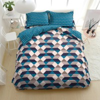 Kintakun Bed Cover D'luxe - 180 x 200 (King) - Alexa