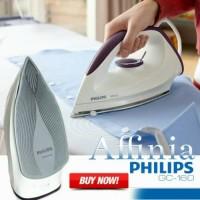 New Philips GC 160 Setrika Affinia garansi resmi 2 tahun
