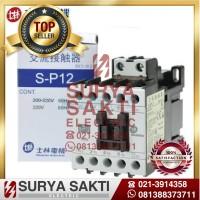 Magnetik kontaktor SHIHLIN SP12 / Contactor 13A S-P12 shinlin 380v