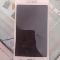 LCD samsung J1ace Original Copotan (SM-J111/J110) Putih