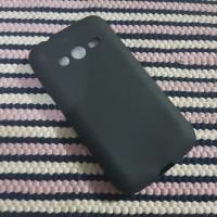 Blackmatte / Black Matte / Slim Matte Silikon Samsung Galaxy V / Ace 4