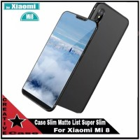Xiaomi Mi 8 Case Xiaomi Mi 8 New Edition Softcase Casing Hp Slim Cover