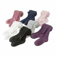 stocking legging anak import polos