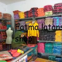 Gamis kaos Rahnem gm 1416 gamis terbaru baju wanita baju gamis