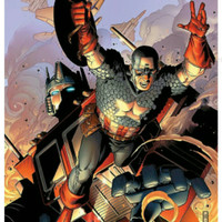 New Avengers/Transformers TP - Komik Marvel Comic Book