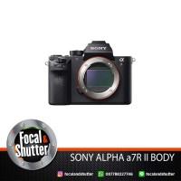 Kamera Sony Alpha a7R II Body Only Garansi Resmi