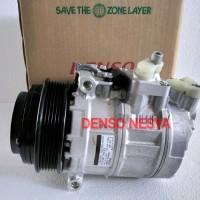 Compresor Kompresor AC Mobil Chevrolet Zafira Merk : Denso Asl new