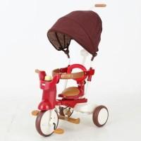 Sepeda Anak Iimo 2 Ss Plus Bisa Lipat Dan Dengan Hoodie Garansi