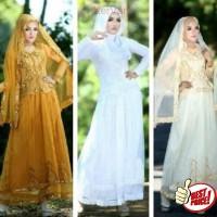 Baju Kebaya Muslim Busana Pengantin Busana Wanita Baju Kebaya Modern