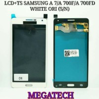 Lcd+touchScreen Samsung A7/A700F/A700FD White Ori