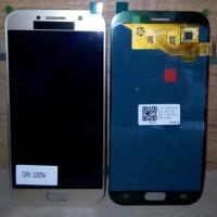 Lcd+touchScreen Samsung A5(2017)/A520 Gold Ori 💯%