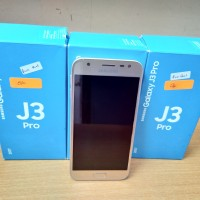 HP SAMSUNG GALAXY J3 PRO RAM 2/16 SECOND SEIN 100% ORIGINAL