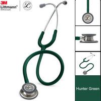 Stetoskop Litmann/Littman/Littmann/Litman Classic III Hunter Green