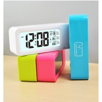 Jam Weker / Digital Desktop Smart Clock / jam meja alarm - JP9908