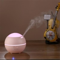 Air Humidifier ultrasonic Led proyektor/difuser/Oil Aromatherapy