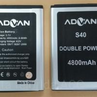 Harga batre batrai battery baterai advan | antitipu.com
