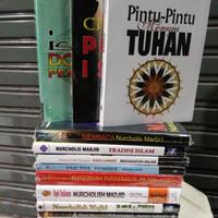 Paket 14 Buku Nurcholish Madjid