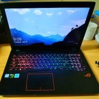Laptop ASUS ROG GL553VD-FY280 Garansi