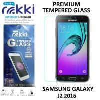 Samsung Galaxy J2 2016 Premium Tempered Glass RAKKI
