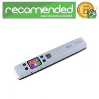 Portable Full Color Scanner 1050DPI LCD NonWiFi/WiFi Function- iScan0