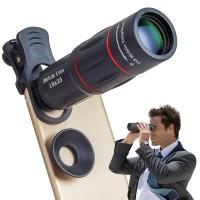 Harga apexel 18x telescope zoom mobile phone iphone lens with tripod   Hargalu.com