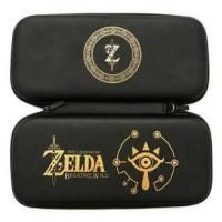 Legend of Zelda EVA Protective Carry Case for Nintendo Switch baru