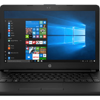 Promo Laptop HP 14-BW 096TU/AMD A4-9120/RAM 4GB/500GB/WINDOWS 10/RESMI