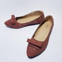 Sepatu Flat Shoes Balet Wanita Gratica AM49 Bata / Diskon Baru Murah