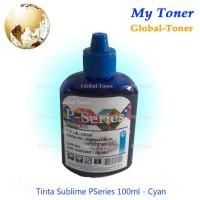 TINTA SUBLIM \u002F SUBLIME SABLON PRINTER EPSON INKJET CYAN KOREA